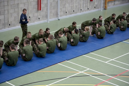 Image result for military training push ups british army