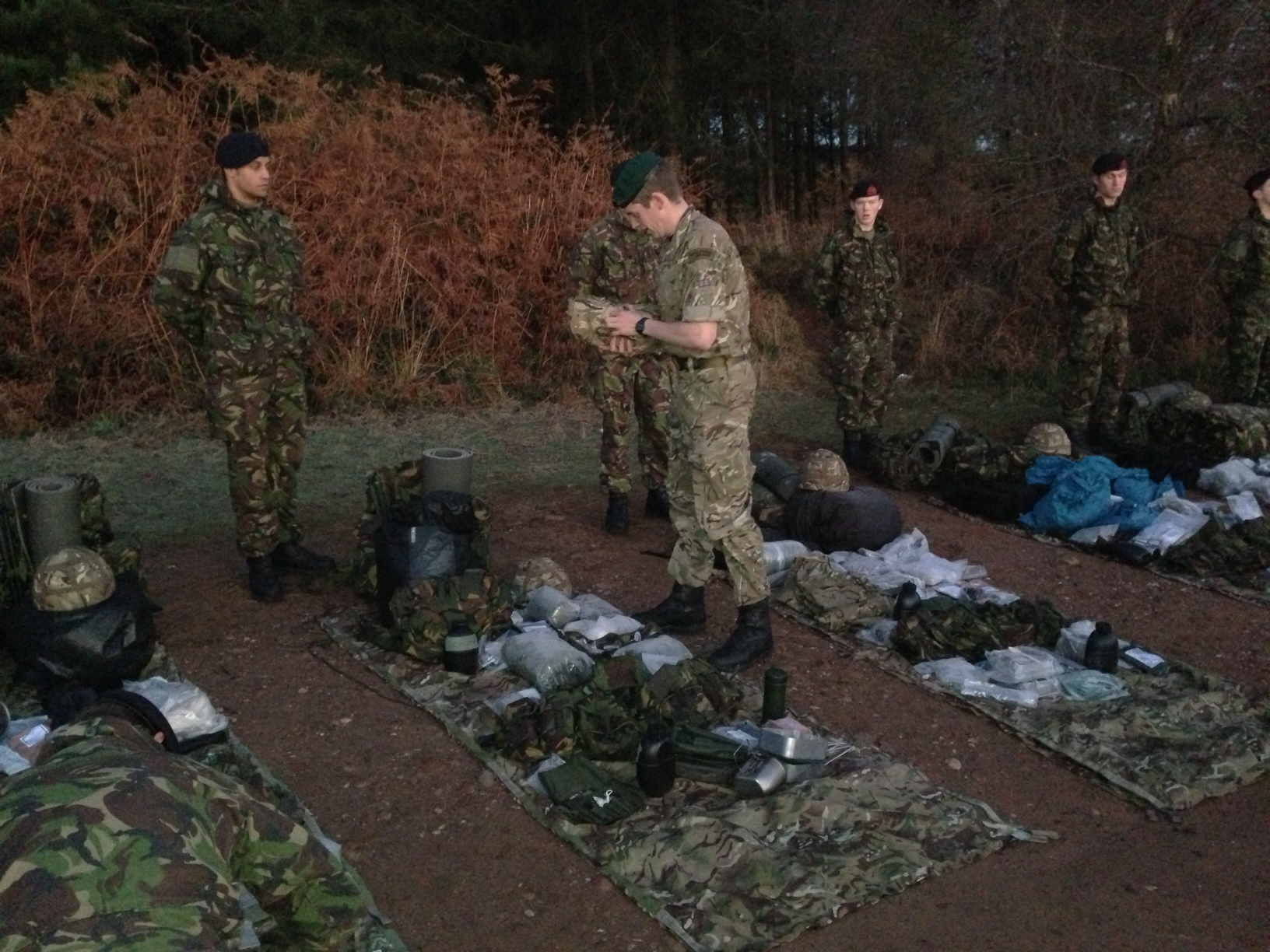 Royal Marines Initial Training Boot Camp Amp Military