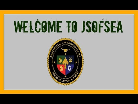 JSOC: US Joint Special Operations University – Boot Camp