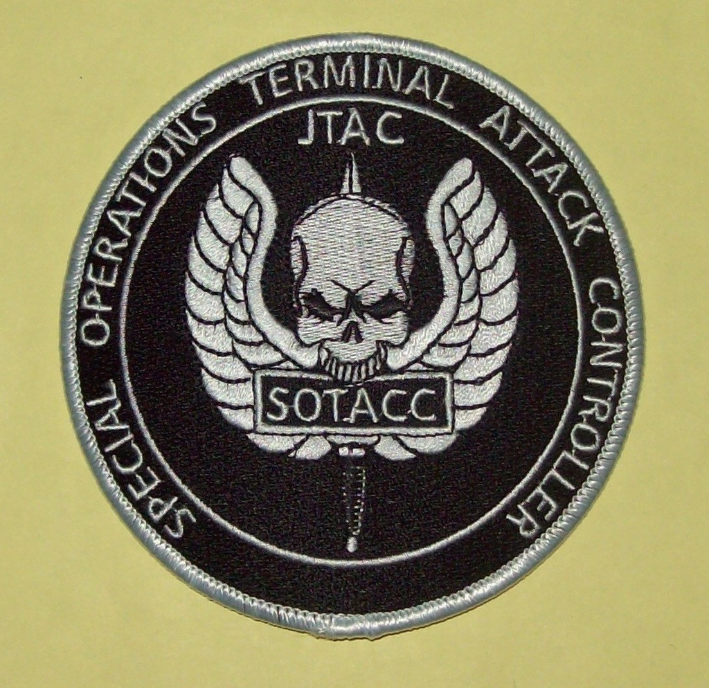 Us Air Force Tactical Air Control Party Tacp Selection Training