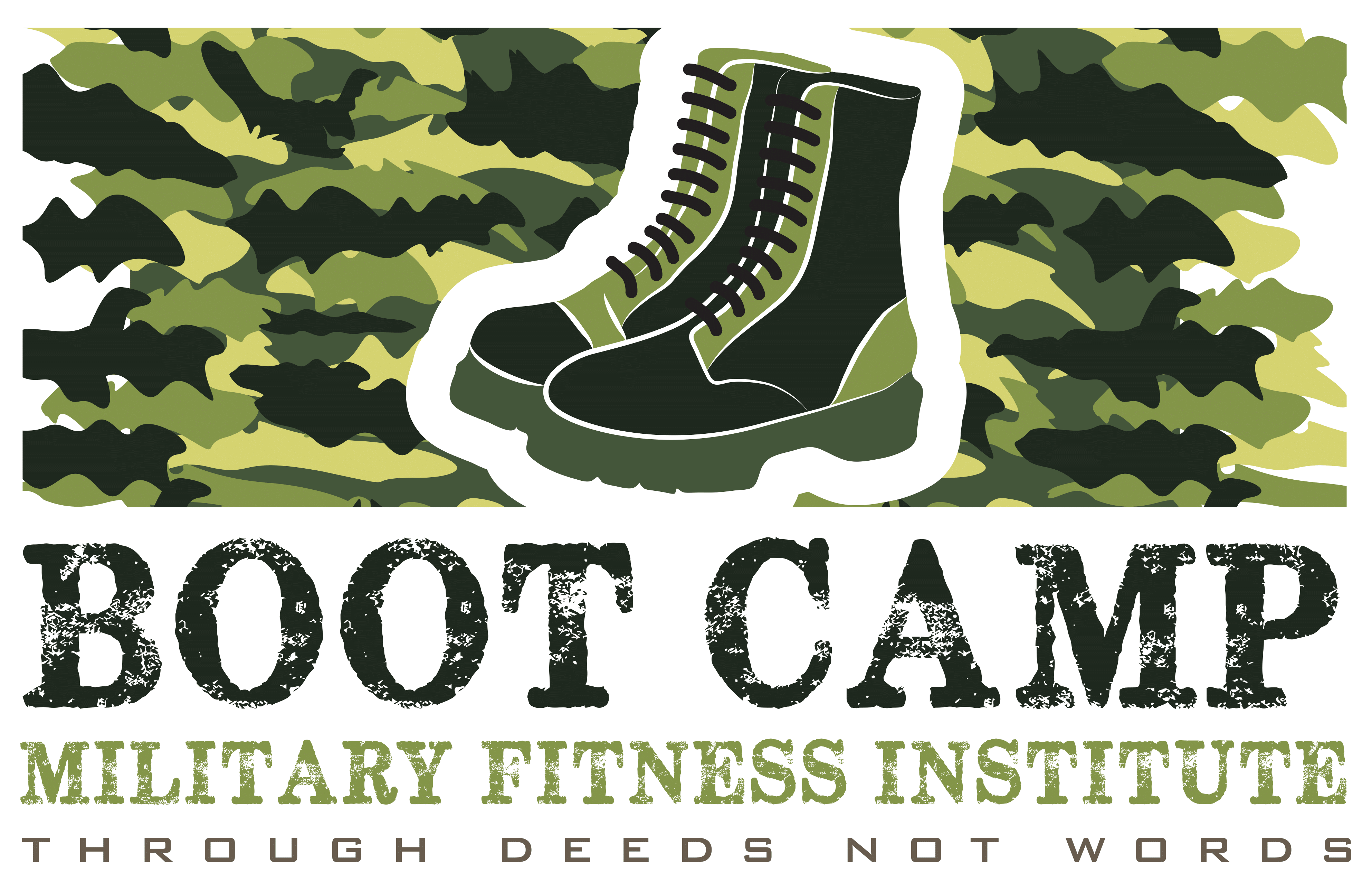 Grab a Badge – Boot Camp & Military Fitness Institute