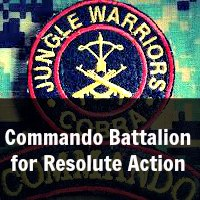 Commando Battalion for Resolute Action (CoBRA) – Boot Camp