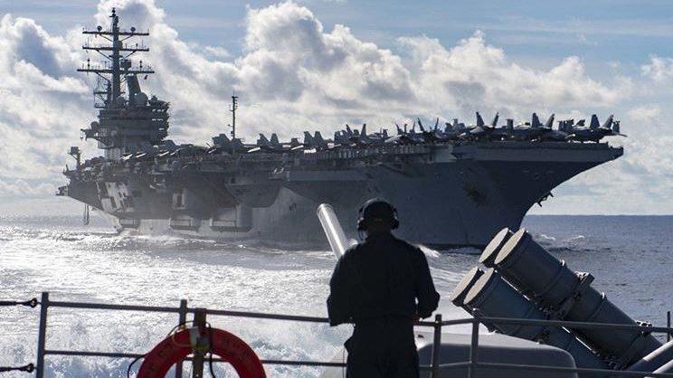 Адмиралы США: «Русские субмарины теперь у нас, как на ладони»